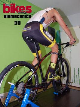 Aquí vemos cómo con los componentes adecuados, sillín correcto, pedales y zapatillas bien regulados, es más fácil determinar la correcta altura del sillín y su retraso respecto al eje de pedalier.