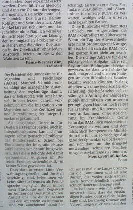 Leserbrief im Bonner General-Anzeiger am 17.08.2015