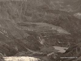 395-001 Ausschnitt aus Karte vom Palügletscher