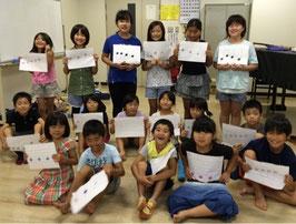 2016.8.11 夏休み☀お楽しみ会♪