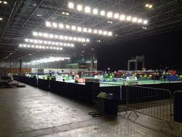 Die Wettkampfhalle in Rio (Bild: Michael Fuchs)