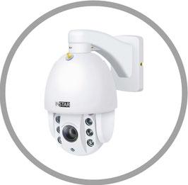 Videoüberwachung, Videokamera, Überwachungskamera, Lupus, Instar
