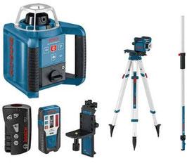ротационный лазерный прибор Bosch GRL 300 HV