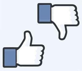 Soziale Netzwerke Trennung