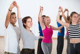 Tanzkurs für Jugendliche