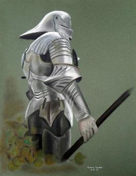 Knight (1) 50x60 cm