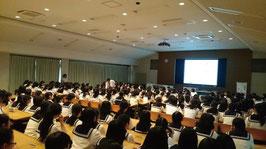 東京女学館高等学校 (2015年5月27日実施)