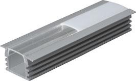 Aluminium Einbauprofil