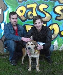 sauvetage chiot de refuge - SPA de Bréhand (22) - chien - Bretagne