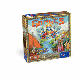 Rajas of the Ganges - The Dice Charmers - Cover