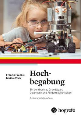 Buchcover: Hochbegabung - Ein Lehrbuch...