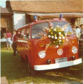 Mannscftstransportfahrzeug VW