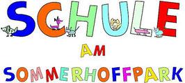 Logo der Schule am Sommerhoffpark, Frankfurt