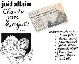 Création Jean-Claude Glière
