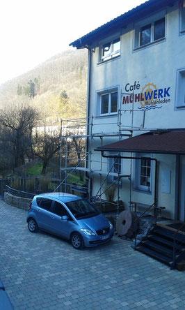 Cafe Mühlwerk Wiesensteig