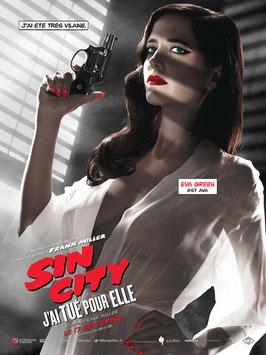 Eva Green, femme fatale de Sin City (©Metropolitan FilmExport)