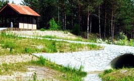 Der weiße Schöps in Sachsen  Copterdrone