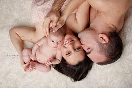 Fotografa gravidanze e neonati Milano
