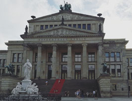 Top 5 theaters of Berlin Mitte