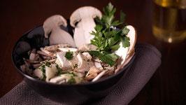 Funghi crudi: quali specie si possono mangiare