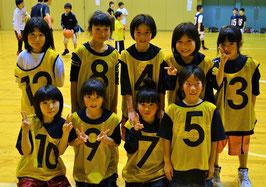 女子3年生以下チーム ☝画像クリックで拡大