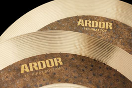 Centent Cymbals Ardor Serie