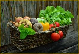 Wer mit den Jahreszeiten isst, hat mehr Gesundes, mehr Geschmack auf dem Teller und betreibt zudem aktiven Umweltschutz.
