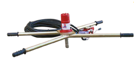 Trivella idraulica manuale