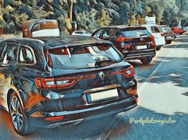 Easy Parken Parkplatz Flughafen Köln