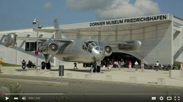 Das Dornier Museum auf YouTube entdecken!