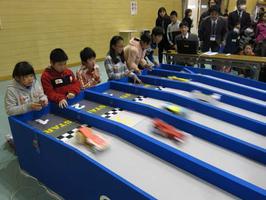 <至高の動くおもちゃづくりトイ・コンテストグランプリ in KYOTO の様子>