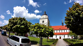 Kirche in Barby