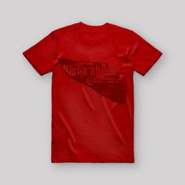 T-shirt Berlin ahead (V-hals)