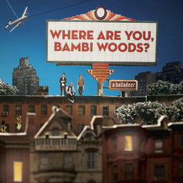 Where Are You, Bambi Woods? (cd)