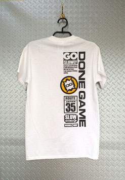DONEGAME LOGO LINE T-シャツ TYPE2