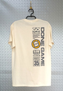 DONEGAME LOGO LINE T-シャツ TYPE1