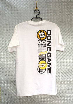 DONEGAME LOGO LINE T-シャツ TYPE3
