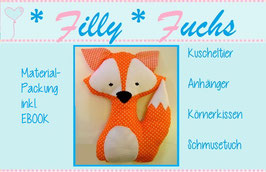 Filly Fuchs EBook / Nähanleitung & Schnittmuster