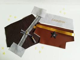 Materialpackung 2= Etui nähen inklusive EBook/Nähanleitung