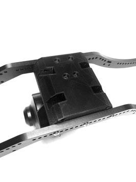 SM Getriebeplatte/Grundplatte/Skidplate für TeamFC Metallrahmen