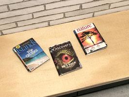 Adventure Zeitschriften (3 Stück)
