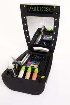 Home use airbrush kit
