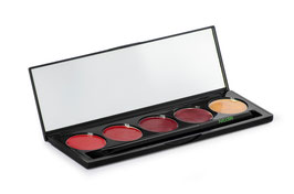 Lip palette red dita von diva