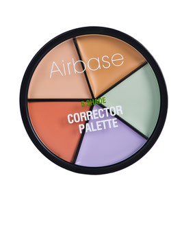 5 Colour corrector palette
