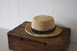 からむしカンカン帽子