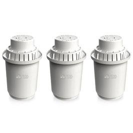 Ersatzkartuschen für ECAIA Carafe Wasserfilter (3 Stück)