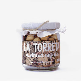 Avellana tostada - Tarro de cristal 120g