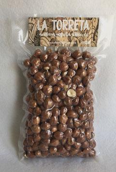 Avellana negreta crua - Bossa de 1/2 kg (PES NET)
