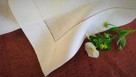 Reinleinen-Tischwäsche