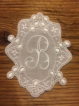 "Monogramm Royal, Buchstabe  "" B "",  Art.   7002"